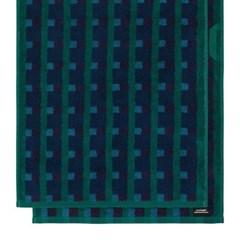 KBP X towelogist Platz Turquoise Towel