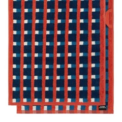 KBP X towelogist Platz Orange Towel