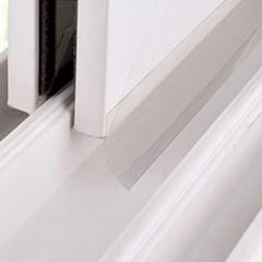 창문 외풍차단~ 와이드 투명문풍지 (32mmX6M)