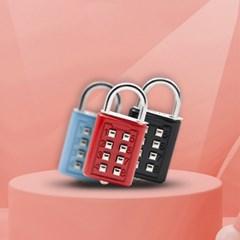 8 버튼자물쇠 다이얼자물쇠 비밀번호 자물쇠 DD-10776