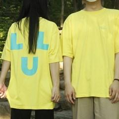 룰티셔츠 yellow