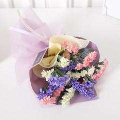 펀스타티스꽃다발 25cmP 조화 꽃 선물 기념일 FMBBFT