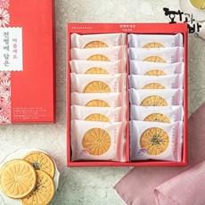 [화과방] 전병에 담은 마음세트(14개입)+쇼핑백/선물세트 우리쌀전병