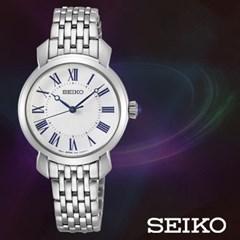 SEIKO 세이코 SUR629P1 여성 메탈밴드 손목시계