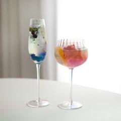 니코트 샤인 오로라 컵 와인 샴페인잔 택1