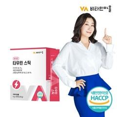 비타민마을 고함량 타우린 비타민 미네랄 스틱 30포 1박스