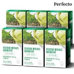 퍼펙토 프리미엄 햄프씨드 대마종자유(30캡슐) 6박스