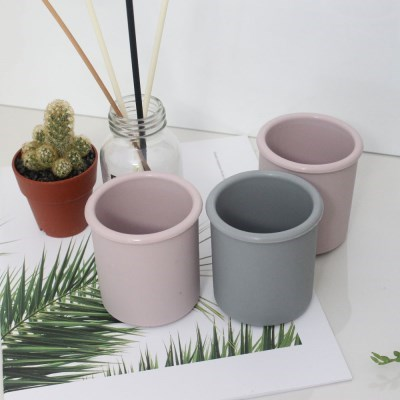 소프트 실리콘 욕실 다용도 양치 컵 3개