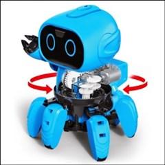 AI 인공지능적외선감지 6족로봇