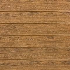 3D 압축 Wood 폼블럭 무늬목 단열시트지 Wood original brown