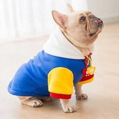 편안하고 기분좋은 애견 super hero HOODIE CH1763005