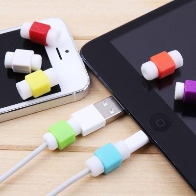 단선방지 아이폰 케이블 충전기 보호캡 DD-10607
