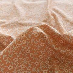 [Fabric] 코티지 가든 오렌지 코튼