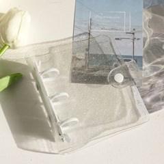 PVC 투명 포토카드 바인더 ac-9390c