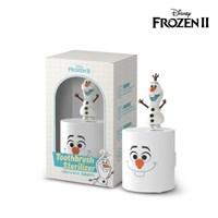 [디즈니정품] 1+1 올라프 휴대용 칫솔살균기 PD-TS01