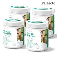 퍼펙토 산양유 초유 콜라겐 단백질(250g) 4개