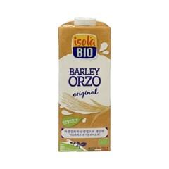 이솔라비오 유기농 보리 음료 1000ml