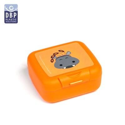 [DBP] 어뮤즈 스낵박스 하마 오렌지 BPAfree