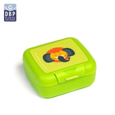 [DBP] 어뮤즈 스낵박스 라이온 그린 BPAfree
