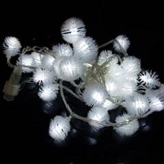 인테리어 조명 LED 스노우 전구 50구 코드형