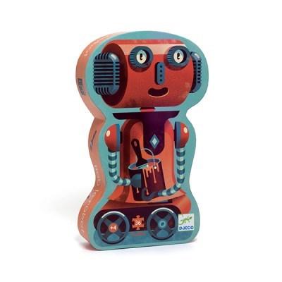[DJECO] 퍼즐 로봇 36pcs_DJ07239