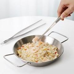 [리본제이]무디타 304 스텐 요리 핀셋 23cm 고리형