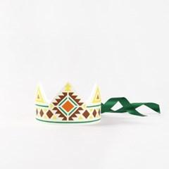 인디언 왕관