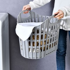 세탁실 빨래바구니 빨래통 빨래함 폴딩스타일바스켓