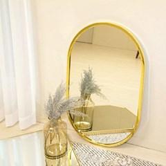 마벨 타원 욕실 인테리어 벽거울