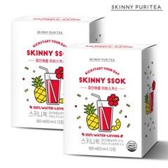스키니퓨리티 스키니쏙(50ml X 12포) 2박스