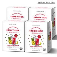 스키니퓨리티 스키니쏙(50ml X 12포) 4박스