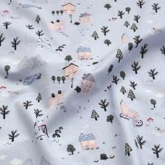 [Fabric] 해피 랜드 코튼