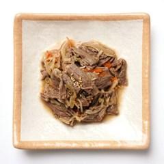 [루솔] 프리미엄 후기반찬 (한우버섯불고기/100g)