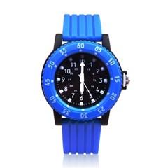 [키즈스퀘어]아날로그 시계 S57-189(Blue)