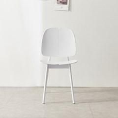 허스 체어 식탁 의자 카페 플라스틱 4개