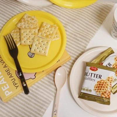 스누피 찰리브라운 접시 4P세트