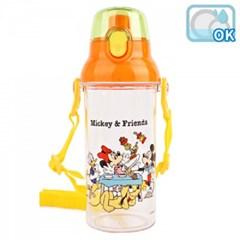 디즈니 미키마우스 프렌즈 원터치 클리어 보틀 480ml