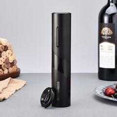 원터치 전동 와인 오프너 코르크 따개 KB901