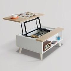 니쉬 리프트업 소파 테이블 800 (착불)