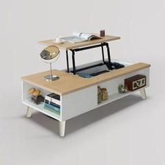 니쉬 리프트업 소파 테이블 1200 (착불)