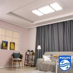 필립스 램프옴 라르고 프리미엄 LED 거실등 대 1340*600 2년 A/S
