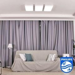 필립스 램프옴 라르고 프리미엄 LED 거실등 중 1060*600 2년 A/S