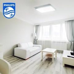 필립스 램프옴 라르고 프리미엄 LED 방등 L형 900*600 2년 무상 A/S