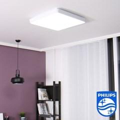 필립스 램프옴 라르고 프리미엄 LED 방등 B형 600*600 2년 무상 A/S