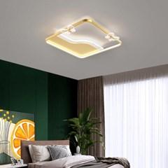 boaz 나비사각 방등(LED) 키즈 카페 홈 인테리어 조명