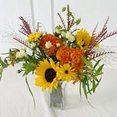[플플 꽃다발 선물 꽃집 꽃배달]가을에디션 (S/M)