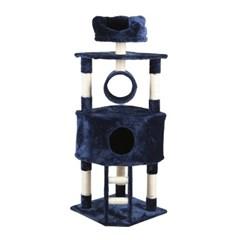 헬로망치 프리미엄 중형 고양이 캣타워 D600