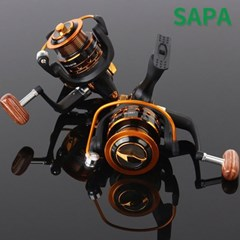 SAPA AX 원터치형 12+1볼베어링 스피닝릴 500바다낚시