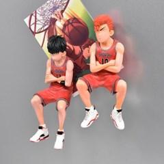 슬램덩크 강백호 서태웅 피규어 자석 냉장고 마그네틱 애니메이션