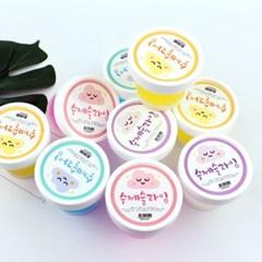 2000수제슬라임 9개입(1박스)-액체괴물,촉감놀이,액괴,젤리괴물